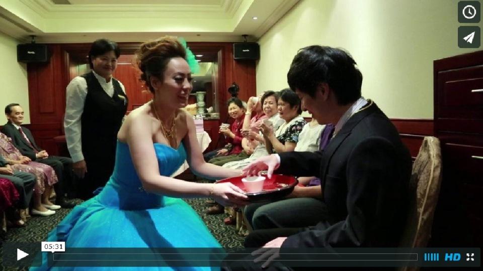 高雄婚禮錄影 寒軒國際飯店功力超強好命婆文定精華MV
