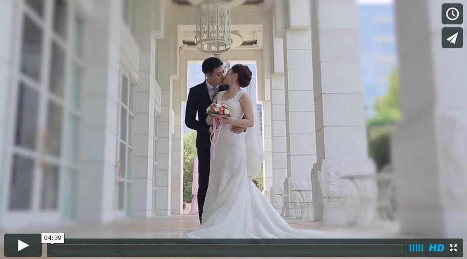 台中婚禮錄影 動堂堂婚錄103.10.26庭維和旻芸台中中僑飯店迎娶精華MV