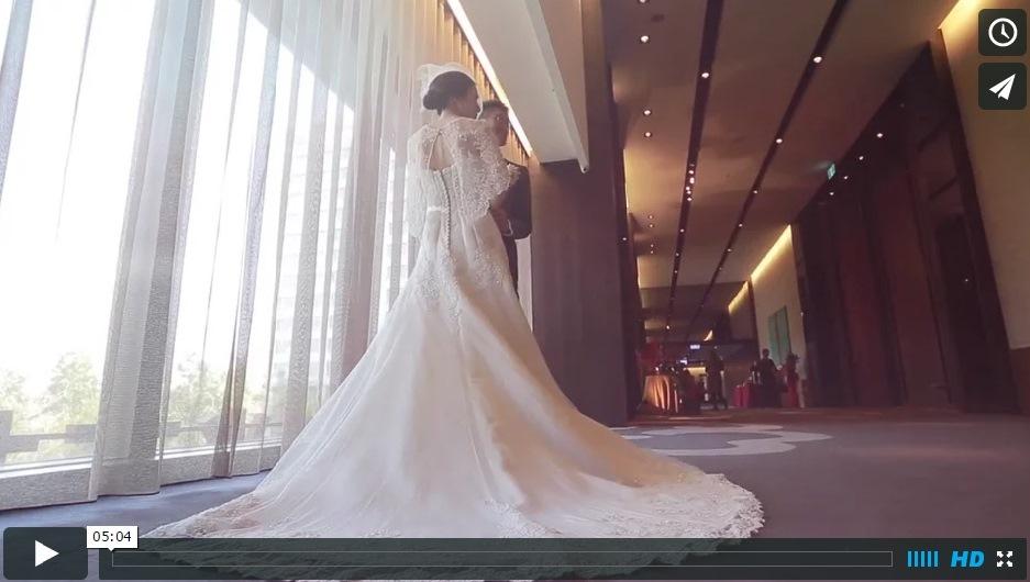 台南婚禮錄影 103.12.21豪VS依 台南晶英酒店婚禮精華MV 台南結婚錄影 台南婚錄
