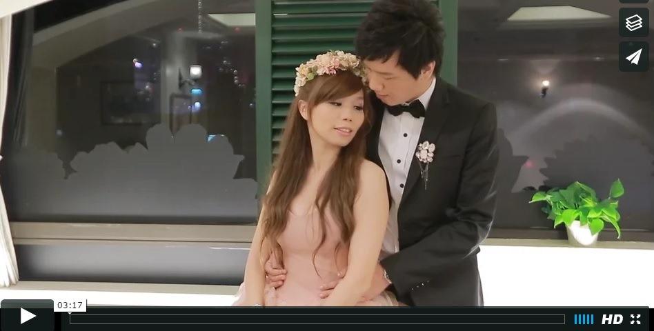 高雄婚錄104.10.18維澤和怡君國際寒軒歸寧晚宴精華MV  結婚錄影