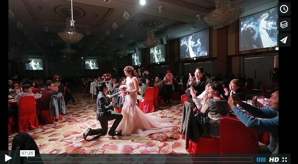 台南結婚錄影動堂堂 醫師群的尿壺闖關迎娶精華 台南婚錄 台南婚禮錄影 南部婚錄