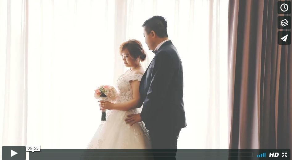 CatchQ團隊婚攝便當林顯維迎證晚宴 高雄婚錄動堂堂 婚禮錄影推薦 南部婚錄評價