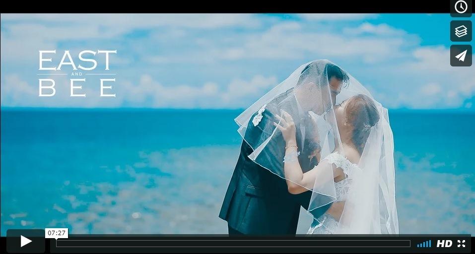 高雄婚錄動堂堂 Bee東的愛情婚禮精華 屏東結婚錄影推薦
